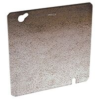 Square Flat Blank Cover,  4 11/16""