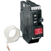 15 Amp Ground Fault Circuit Breaker
