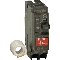1 20 Amp Ground Fault Circuit Breaker