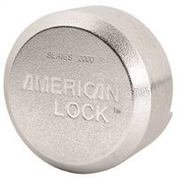 Master Lock A2000D Rekeyable Hidden Shackle Padlock