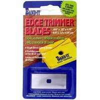 Band-It 25233 Replacement Single Bevel Edge Trimmer Blade