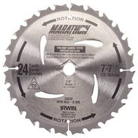 Marathon 14030 Diamond Arbor Combination Circular Saw Blade
