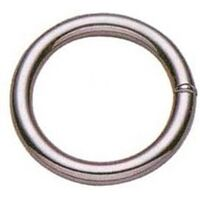 Breech Welded Rings, 1 1/2""