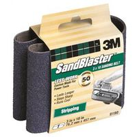 3M 9190 Resin Bond Power Sanding Belt