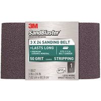 3M 9196 Resin Bond Power Sanding Belt