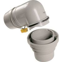 Campco 39144 Sewer Adapter with Elbow