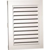Duraflo 626080-00 Small Rectangular Gable Vent