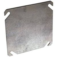 Hubbell 8752 Square Flat Blank Electrical Box Cover