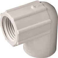 Genova Products 33905 PVC 90 Degree Elbow