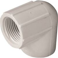 Genova Products 33907 PVC 90 Degree Elbow