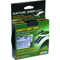 "Anti-Slip Safety Grip Tape, 1"" x 15' Black"