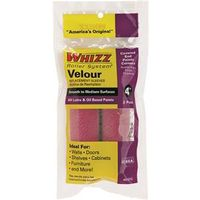 "4"" VELOUR ROLLER COVERS 2PK"