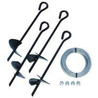Tie Down 59070 All Purpose Anchor Kit