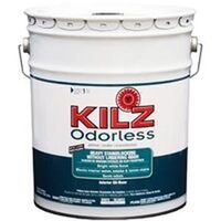 Odorless Low VOC Primer Sealer Stain Blocker, 5 Gal