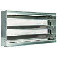 Foundation Ventilators, 16&quot; x 8&quot;  