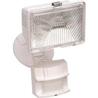 Motion Detector White, 250 Watts