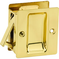 Pass Pocket Door Latch, 1 3/8""