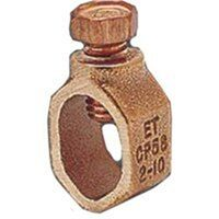 "5/8"" Grounding Clamps Bronze"