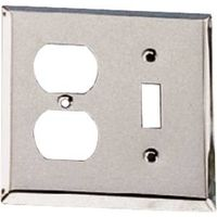 Mintcraft CSC3L04 Combination Wall Plate