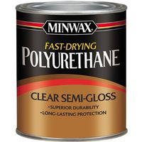 Minwax 23005 Oil Based Fast-Drying Polyurethane