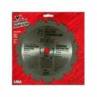 Vermont Krome King 25215 Combination Circular Saw Blade
