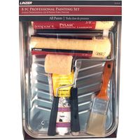 8 piece professional paint set