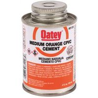 Oatey 31128 CPVC Pipe and Fitting Cement