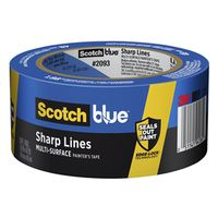 2 inch by 60 yard blue painter's tape, 3M
