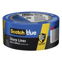 "Blue Painters Tape, 2"" x 60 Yds"
