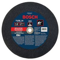 Bosch CWPS1M1400 Type 1A Straight Cutting Cut-Off Wheel