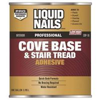 Liquid Nails CBP-10 Liquid Nails Cove Base Adhesive