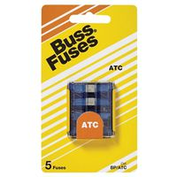 Bussmann ATC-5-RP Automotive Non-Time Delay Fast Acting Fuse