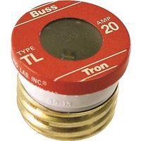 Bussmann TL Time Delay Low Voltage Plug Fuse
