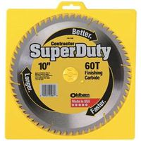 Oldham 10IN 60THT CARBIDE BLADE at Sears.com