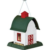 North States 9087 Barn Bird Feeder