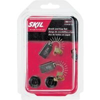Skil Wormdrive Brush & Cap Replacement Assembly
