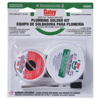Safe-Flo 50683 Wire Solder Kit