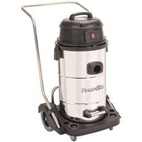Powr-Flite PF53 Wet/Dry Corded Vacuum Cleaner With Squeegee Tool