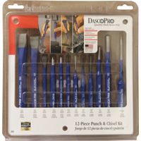 Dasco 88 Punch and Chisel Kit