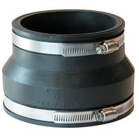 Fernco 1002 Flexible Pipe Stock Coupling