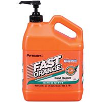 Permatex Fast Orange Smooth Lotion Hand Cleaner