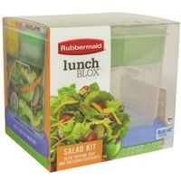 Lunch Box 1806179 Salad Kit Box