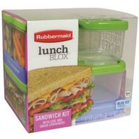 Lunch Box 1806231 Sandwich Kit Box