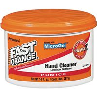 Permatex Fast Orange Fine Pumice Cream Hand Cleaner