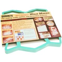 quikrete walk maker molds
