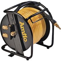 Air Hose Reel, 3/8&quot; x 5&#39;