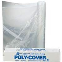Poly-Cover Coverall 1.5X12-C Waterproof Polyfilm