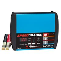 12 volt 10/6/2 amp battery charger