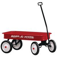 Radio Flyer Model No 18 Toy Wagon