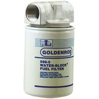 Goldenrod Water Block Spin-On Fuel Filter